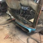 Green VW Campervan Restoration - image 5