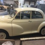Morris Minor Restoration - image 21