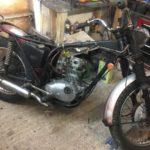 1969 Triumph Trophy 250 TR25 Restoration - image 1
