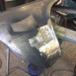 MK1 Golf GTI Cabrio Restoration - image 22