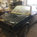 MK1 Golf GTI Cabrio Restoration - image 3