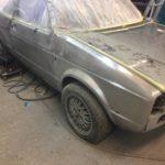 MK1 Golf GTI Cabrio Restoration - image 4