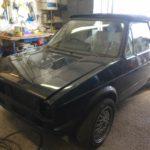 MK1 Golf GTI Cabrio Restoration - image 1