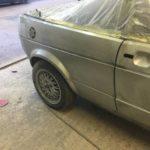 MK1 Golf GTI Cabrio Restoration - image 5