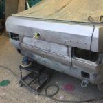 MK1 Golf GTI Cabrio Restoration - image 6