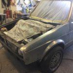MK1 Golf GTI Cabrio Restoration - image 12