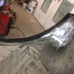 MK1 Golf GTI Cabrio Restoration - image 9
