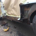 1973 MGB GT Restoration - image 9