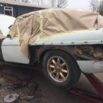 1973 MGB GT Restoration - image 11