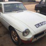 1973 MGB GT Restoration - image 3