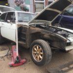 1973 MGB GT Restoration - image 7