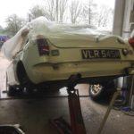 1973 MGB GT Restoration - image 4
