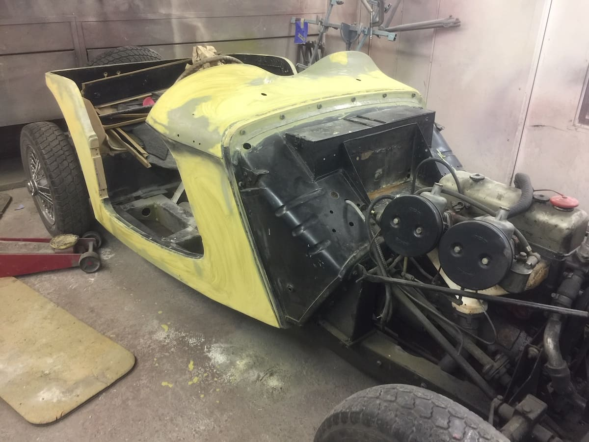 How Hard is it To Restore a Classic Car?