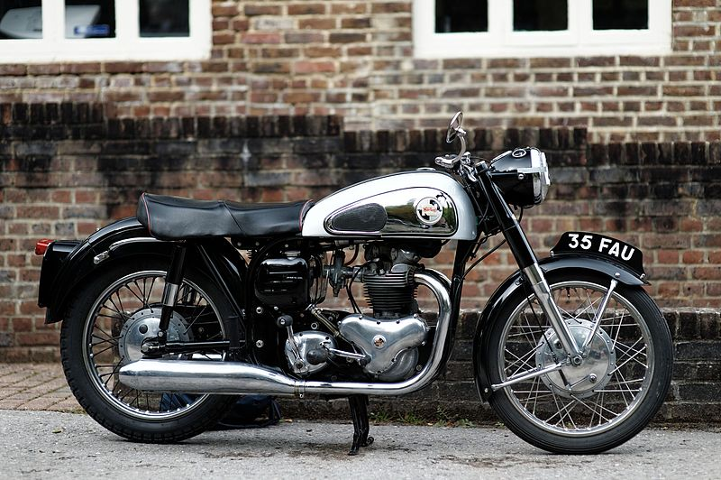 Norton Motorcycles: A Brief History