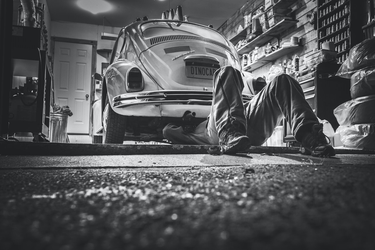 What to Look for When Choosing a Garage